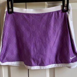 Nike Skirts - Purple Nike Skirt